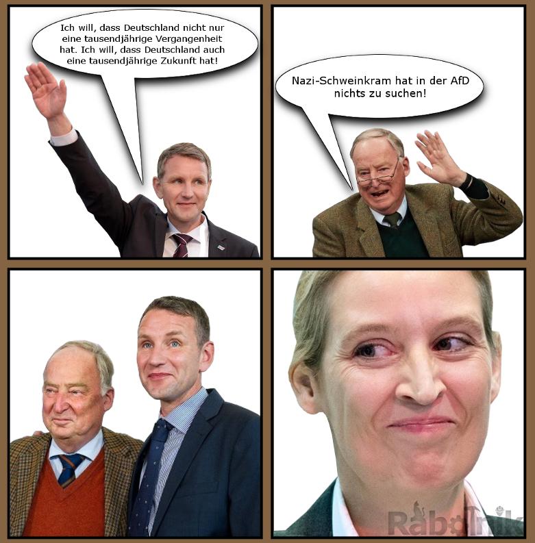 AfD Comic