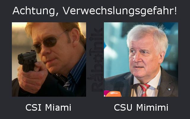 CSI CSU
